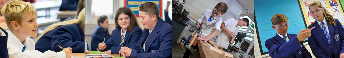 Filey School Collage 1